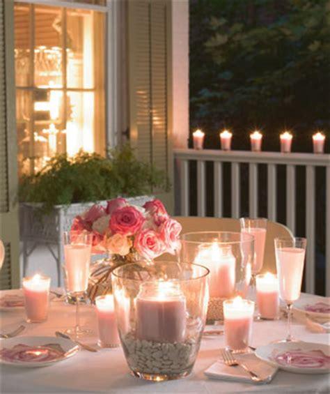 tavola romantica come preparare la tavola in modo romantico