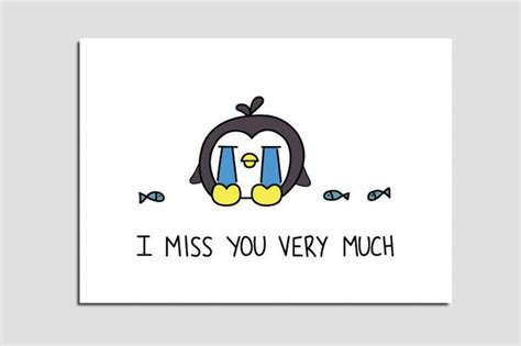 printable cards miss you 17 best ideas about miss you much on pinterest miss you