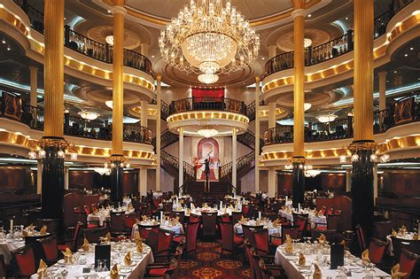 Cruise Ship Dining Room by Spain From Southton 7 Nt Navigator Of The