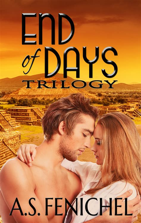 The After Days Trilogy end of days trilogy a s fenichel