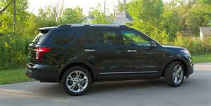 2014 Ford Explorer Review 2014 Ford Explorer Limited Review 7 Motor Review