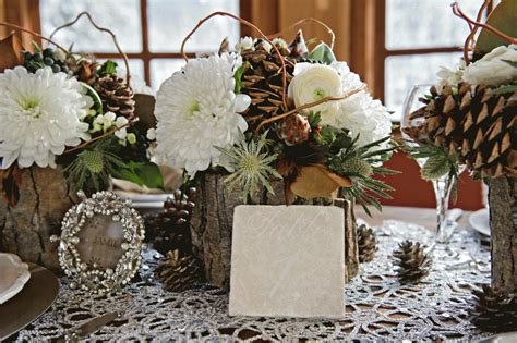 centerpieces with pine cones pin by caingcoy on great wedding ideas
