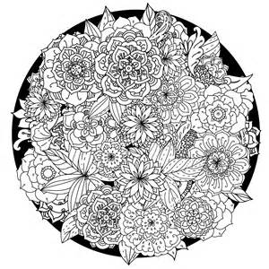 mandala coloring books for adults these printable abstract coloring pages relieve stress and