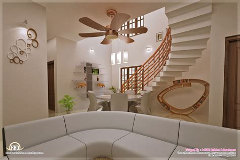 home interior staircase design awesome interior decoration ideas kerala home design and
