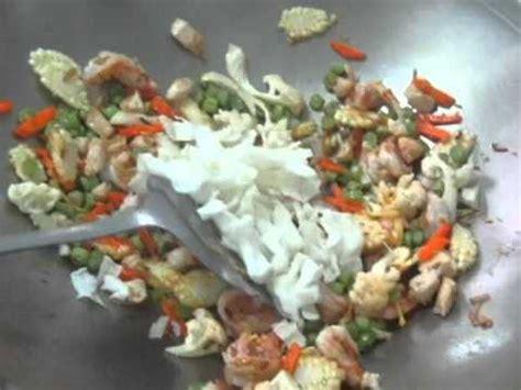 cara membuat nasi goreng untuk orang diet video masakan diet seimbang nasi goreng cina youtube