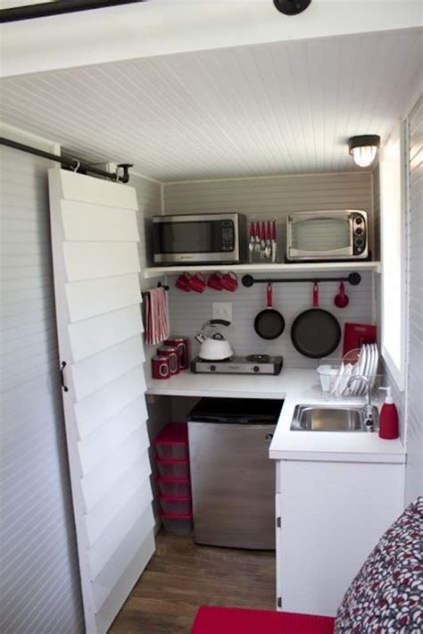 Small House Kitchen by Tennessee Tiny Homes