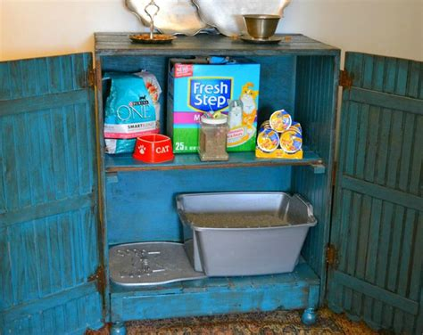 A Tiny Apartment A Sticky Litter Box by Top 10 Ingenious Ways To Hide Your Cat S Litter Box