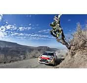 Citroen DS3 Rally Papel De Parede Para Celular Widescreen