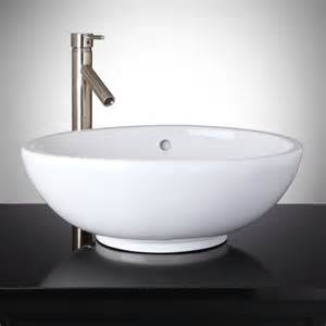 bathroom sink vessel valor oval vessel sink bathroom
