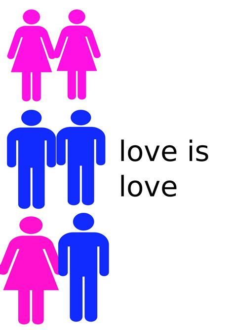 images of love is clipart love is love