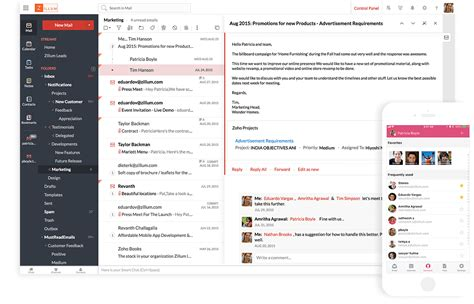 email zoho email hosting hosted email for businesses zoho mail