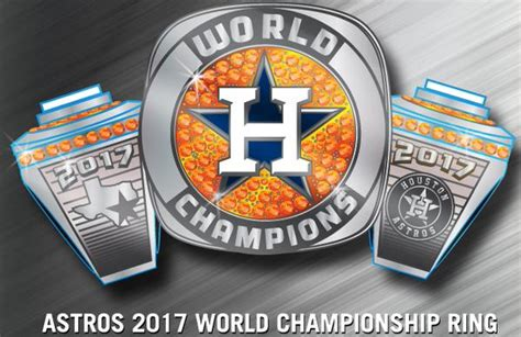 Astros Giveaways 2017 - 2017 astros world series ring replica giveaway cancelled cbssports com