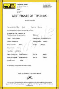free forklift certification card template forklift certification card template certificate234