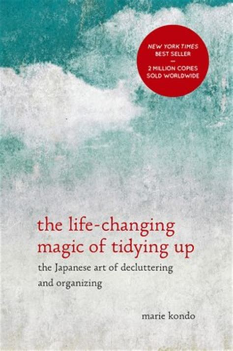 the changing of tidying up a magical story read an excerpt from kondo s the changing