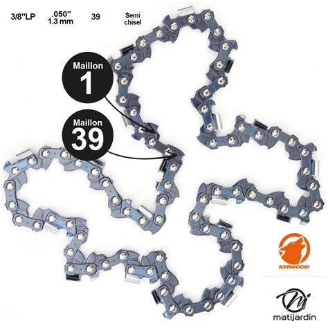 Chaine Tronconneuse Oregon 425 by Chaine Kerwood Pour Black Decker Gk425 3 8 Quot Lp 1 3 Mm 39