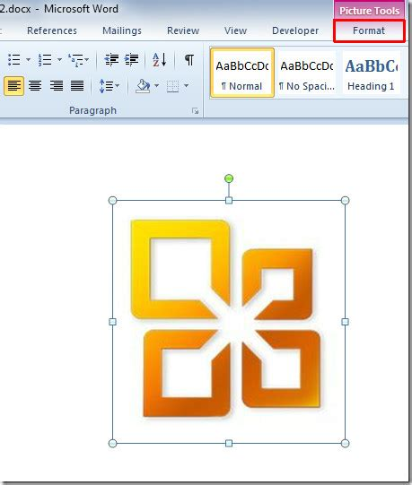 layout microsoft office 2010 change image layout in word 2010
