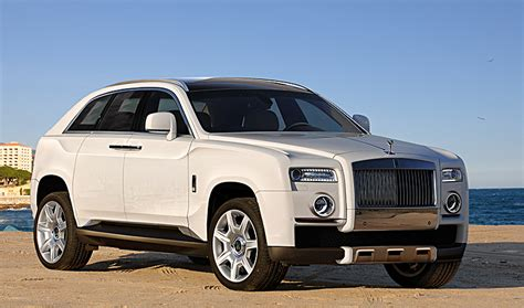 Rolls Royce Suv India : Concept Cars   Drive Away 2Day