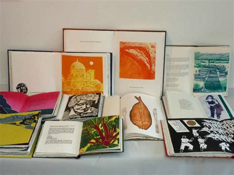 Handmade Artist Books - pery artists handmade books