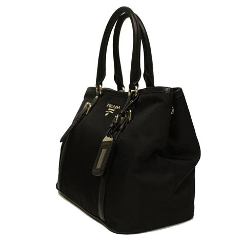 Prada Black Tote Bag prada black tote bag prada leather tote bags