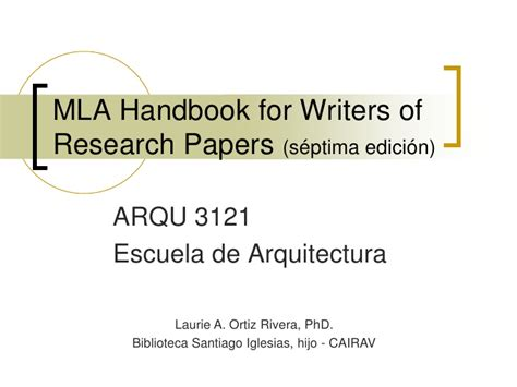 mla handbook for writers of research papers valevend 3 5 page research paper