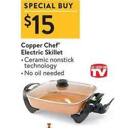 copper chef electric skillet at walmart black friday