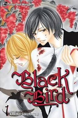 manga cover im in love with black bird manga wikipedia