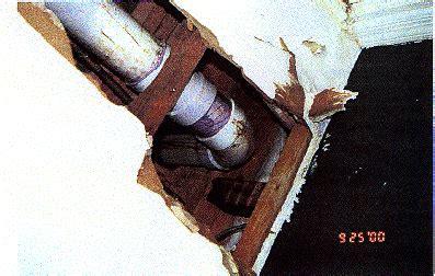 second floor bathroom leak engineers report viii bathrooms and kitchen
