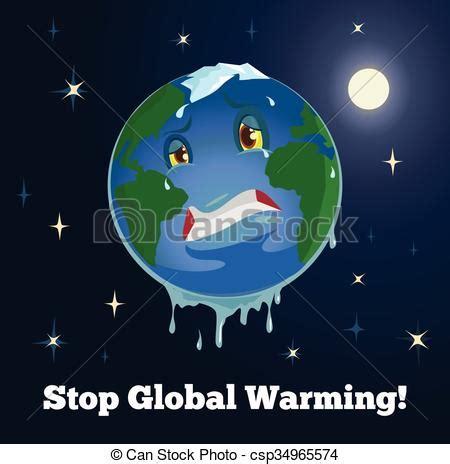 Stop Global Warming Drawing