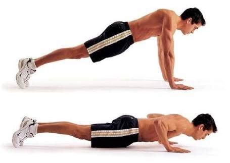 benefits of doing push ups what are the benefits of doing push ups quora