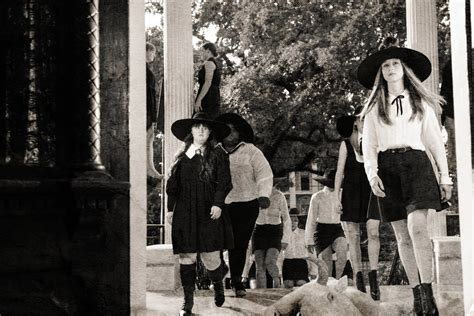 themes of american horror story coven american horror story will merge two of it s themes for
