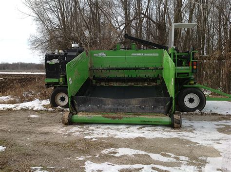 forage storage solutions llc luxemburg wi baggers for sale