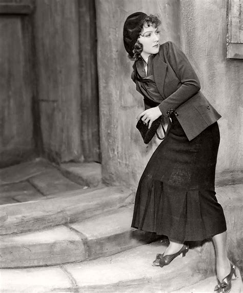 Black And White 1930 classic black and white portraits of actresses