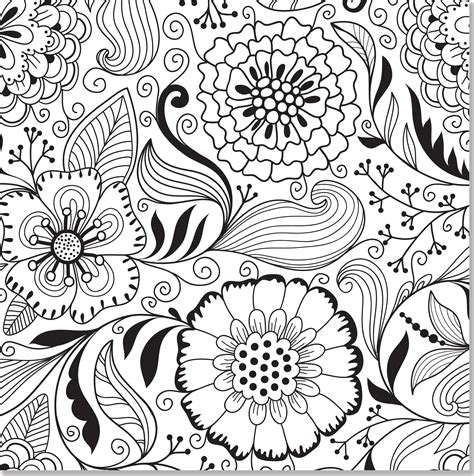 coloring hair with henna best of henna flower coloring pages gallery