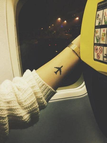 plane tattoo pinterest airplane tattoo tumblr tattoos and tattoo designs