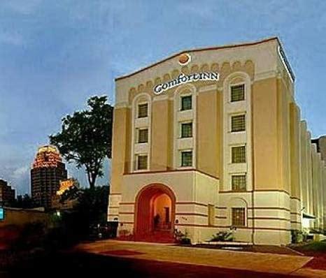 comfort inn san antonio riverwalk san antonio hotel comfort inn alamo riverwalk
