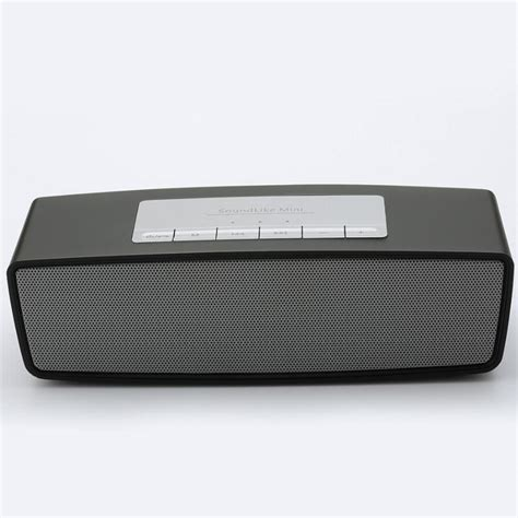 Speaker Portable Atau Bloetooth S815 s815 bluetooth speaker sound like subwoofer 3d altavoz soundbar boombox mini portable