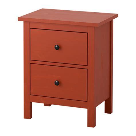 hemnes 2 drawer chest brown ikea