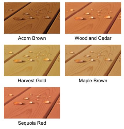 thompson water seal stain colors a s balancing act simply deck care with thompson s