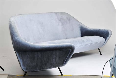 curved shaped sofa italian curved abstract shaped sofa circa 1960 three to