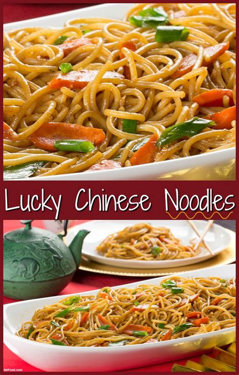 new year longevity noodles recipe new year noodles recipe dishmaps