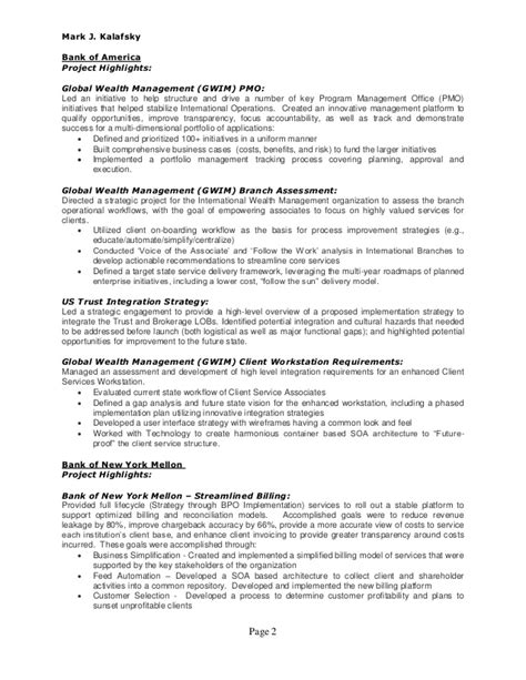page numbers on resume exle resume ideas