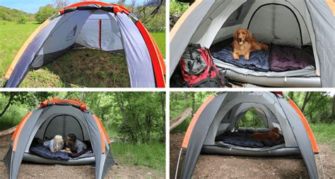 most comfortable tent will aesent make the world s most comfortable tent video