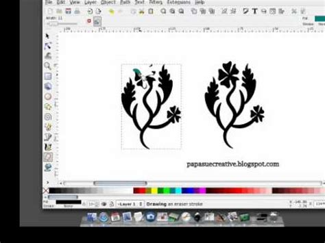 inkscape tutorial youtube deutsch inkscape tutorial quot erase in inkscape 0 47 youtube