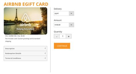 Airbnb Gift Card Redeem - 20 off airbnb gift cards one mile at a time