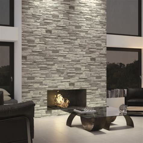wohnideen steinwand feature wall tiles large wall tiles buy tiles
