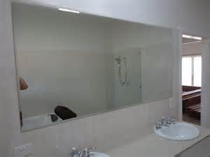 bevelled edge bathroom mirror shower screens newcastle maitland from 541