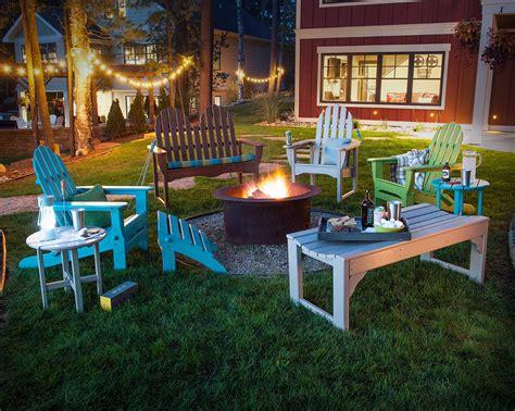 polywood outdoor furniture reviews polywood furniture polywood folding adirondack chairs