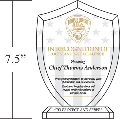 plaque of appreciation template templates for plaques