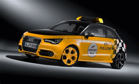 Audi A1 Gelb by Audi A1 At W 246 Rthersee Tour 2010 Cartype