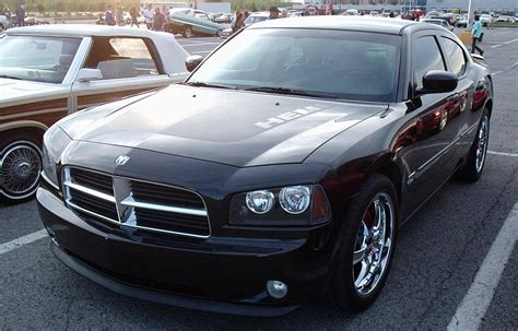 Charger Auto by 2010 Dodge Charger 3 5l Sedan V6 Auto